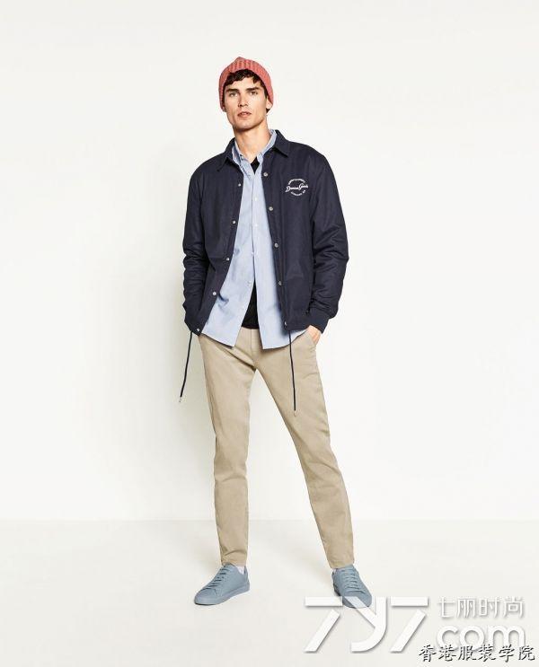 男卡其色裤子怎么搭配衣服?这样搭配魅力值max