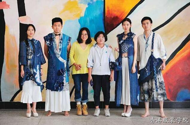 衢州这对师生的服装设计作品惊艳了上海时装周
