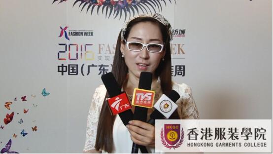对话名师 | 知名设计师高度评价香港服装学院学子设计作品