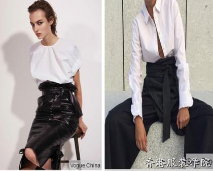 2017春夏女装设计流行趋势分析_流行资讯_香港服装学院图片