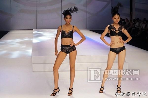 """本次活动还动态展示了设计师的代表作品,俏丹娜设计师刘华仪代表作品"""""""