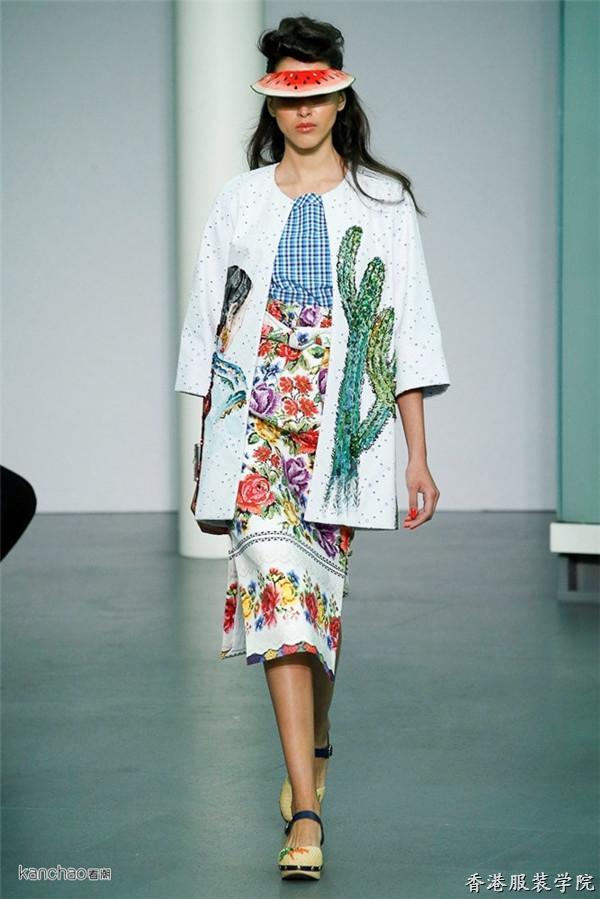 服装创意设计 引领新时尚