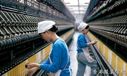 纺织行业转型升级 绿色制造成必经之路