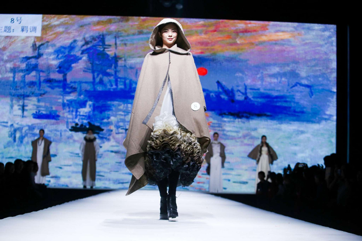 【推荐阅读】 学习服装设计的n个技巧 服装设计 · 来自大自然的灵感