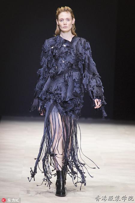 暗黑服装设计手绘