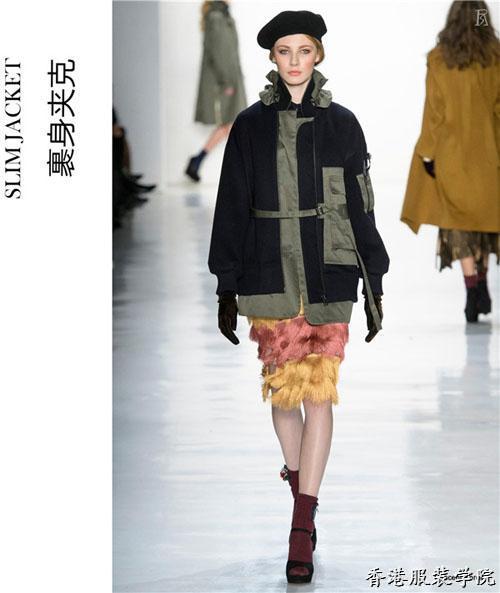 2018/19秋冬女装流行款式预测_流行资讯_香港服装学院图片