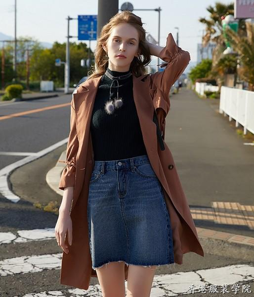 2017秋季服装色彩搭配